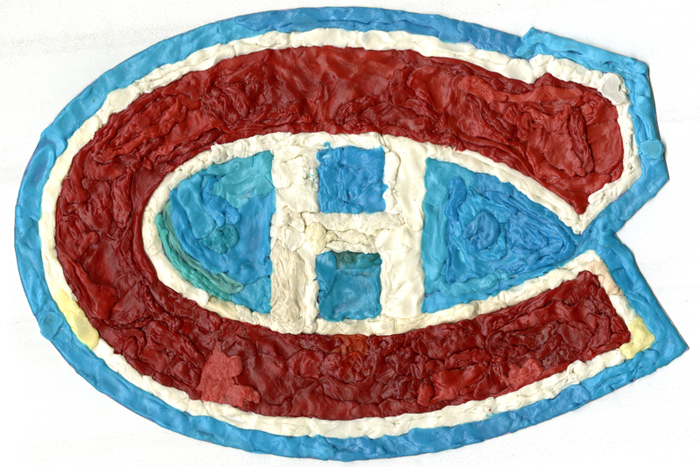 Maybe I should put this up on eBay. Canadiens fans might be crazy enough to buy something like this.