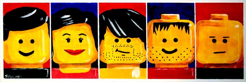 LEGOPortrait