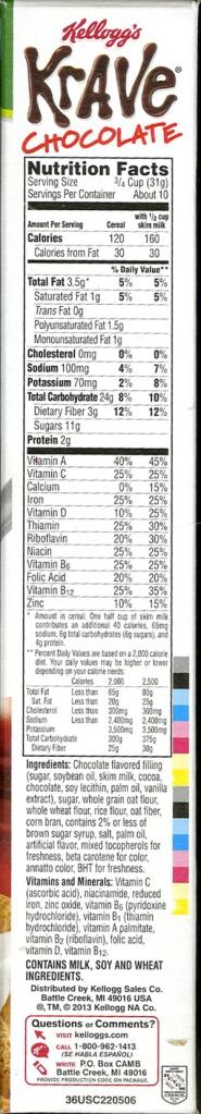 Krave Nutrition