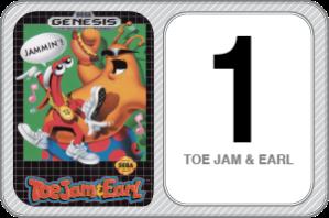 Toe Jam & Earl