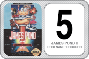James Pond 2: Codename Robocod