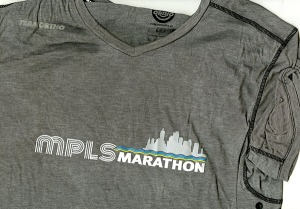 Minneapolis Marathon Race Tee