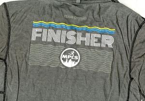 Minneapolis Marathon Race Tee