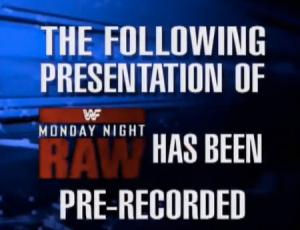 RAW Pre-roll