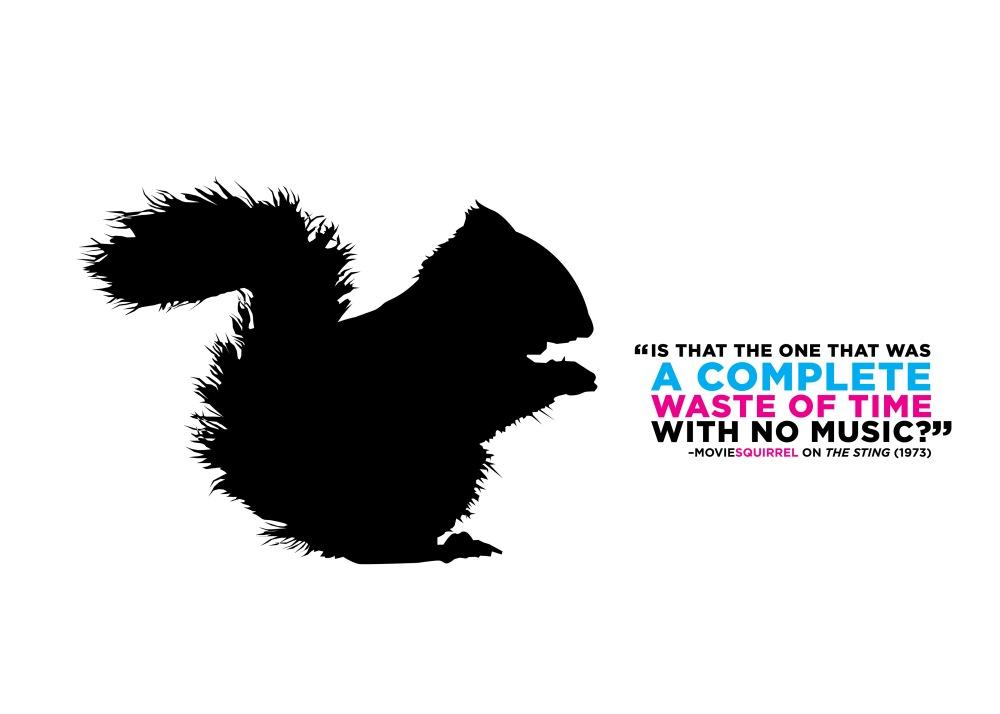 Movie Squirrel: The Sting