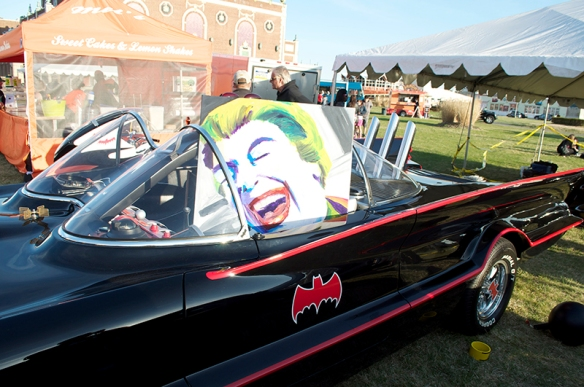 JokerinBatmobile