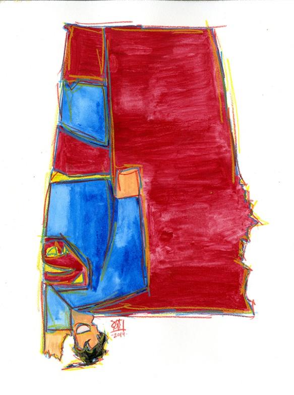 Alabama Superman