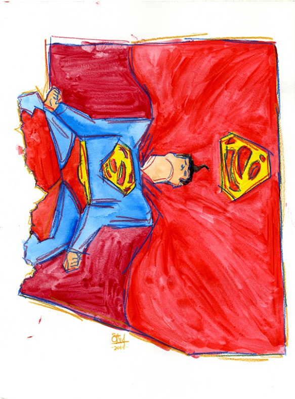 Arizona: Superman