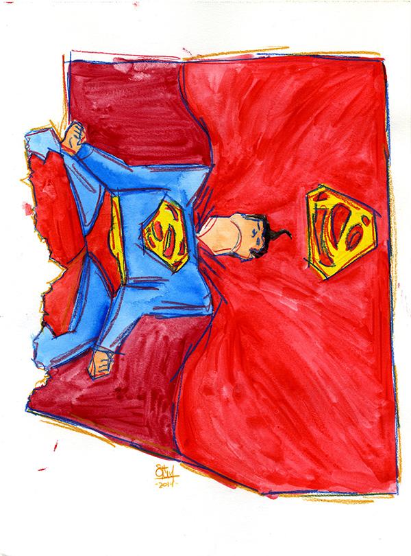 Arizona: Superman