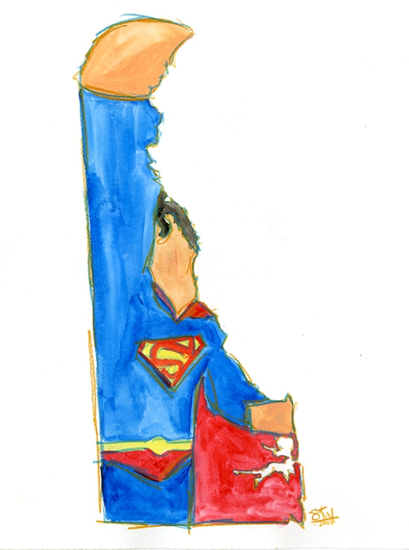Delaware Superman