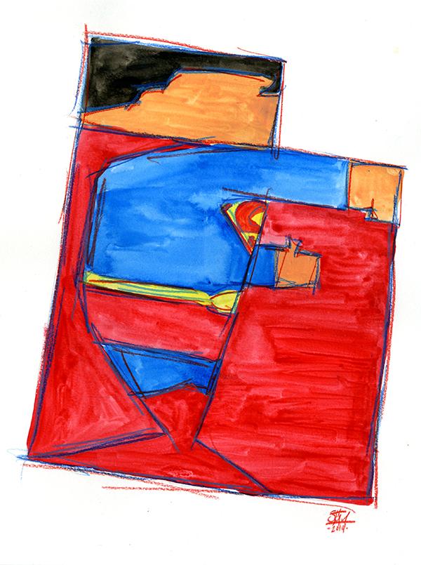 Superman Utah