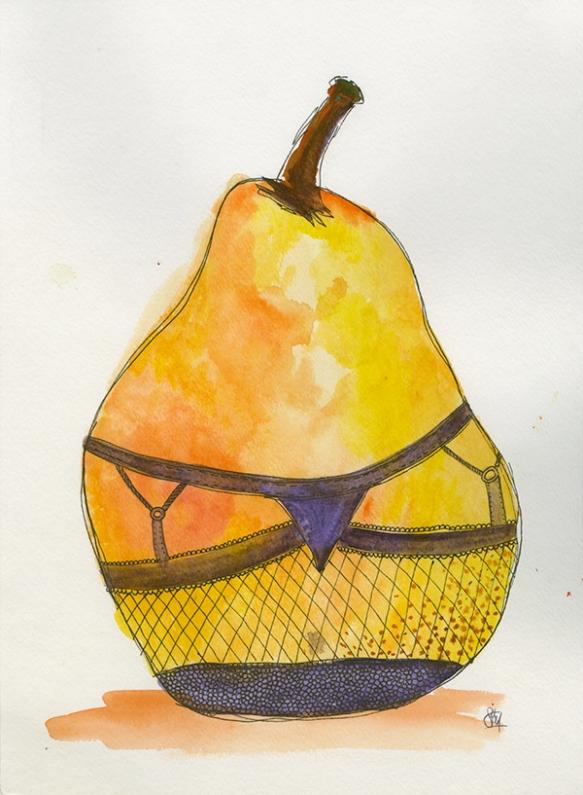 Garter Pear