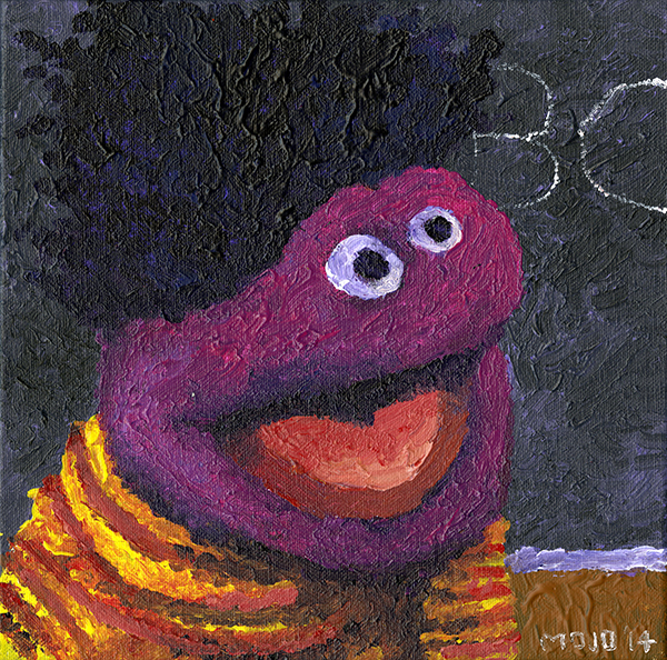 MUPPET FRMONDAY: Roosevelt Franklin