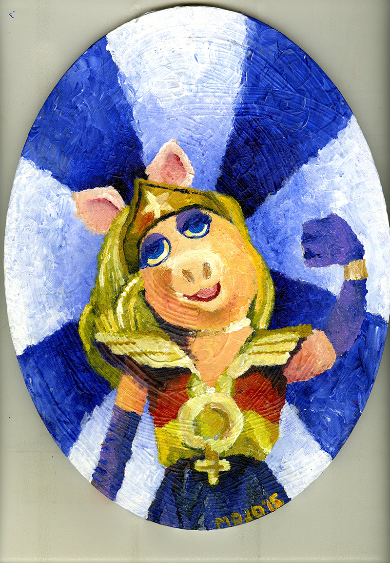 Wonder Pig